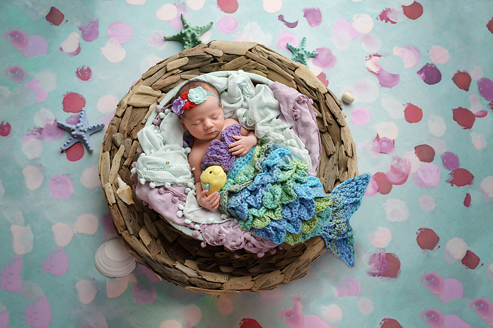 Thousand Oaks, Los Angeles Newborn Photography
