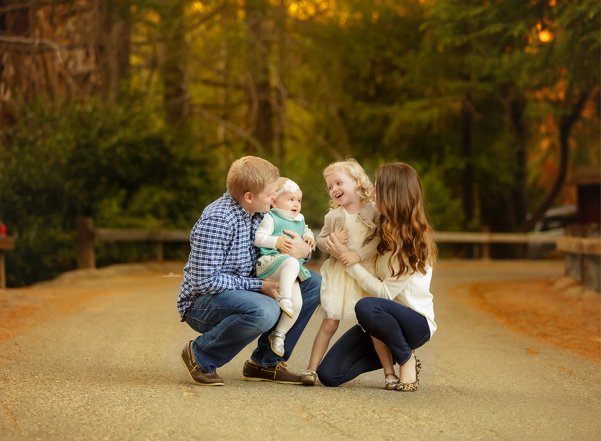 family photo from tianacreation